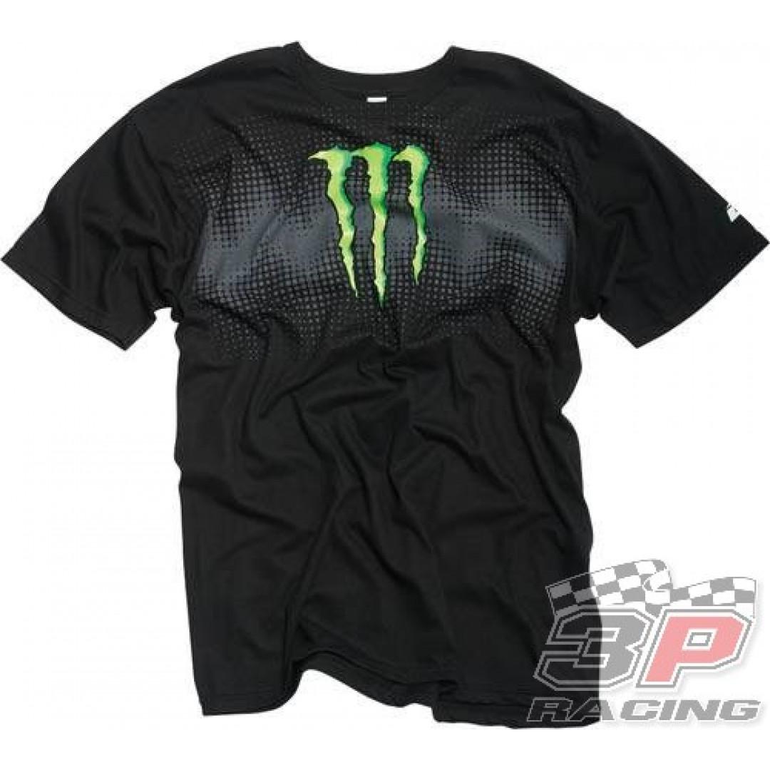 ONE Industries Monster Charlie T-shirt Μαύρο 32046-001