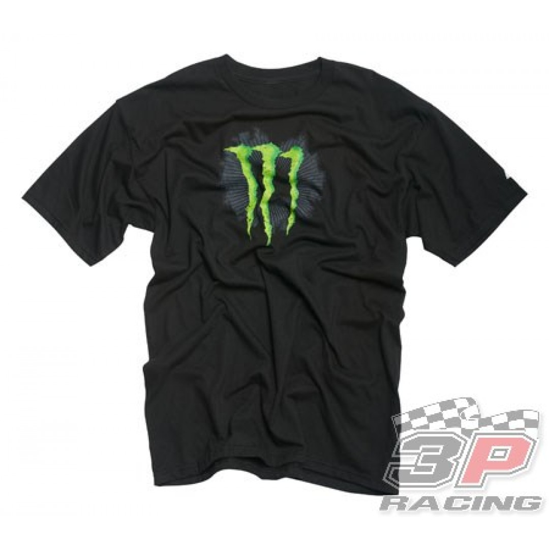 ONE Industries Monster Slider T-Shirt Μαύρο 32098-001