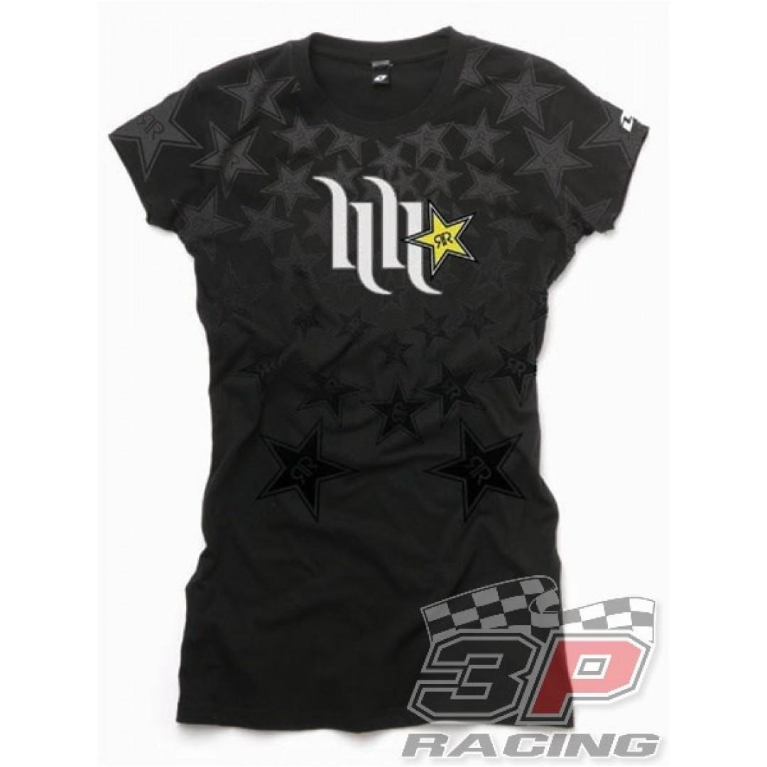 ONE Industries γυναικείο T-shirt H&H Sucker Punch Μαύρο 33042-001