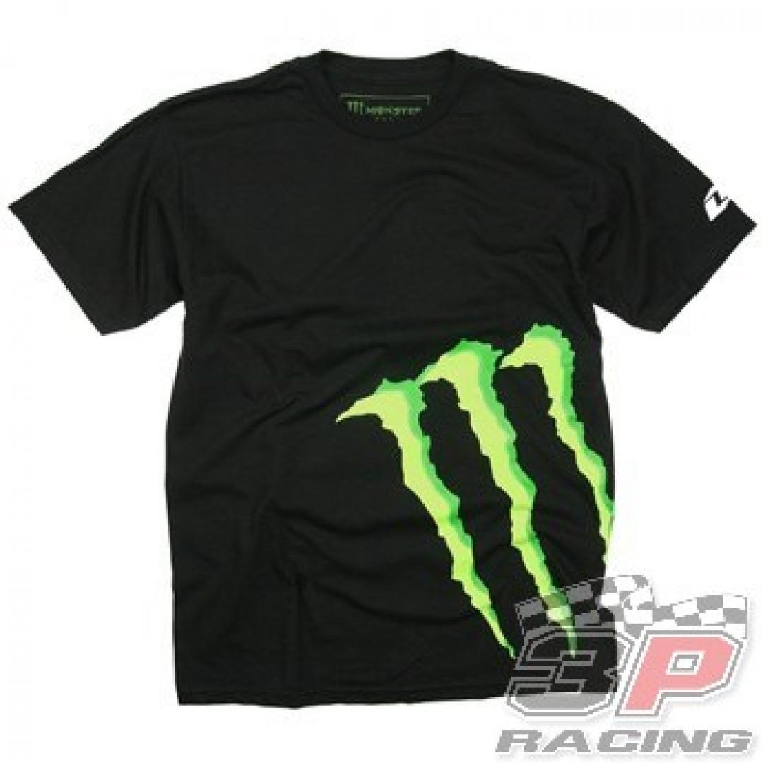 ONE Industries Monster Massive T-Shirt Μαύρο 34048-001