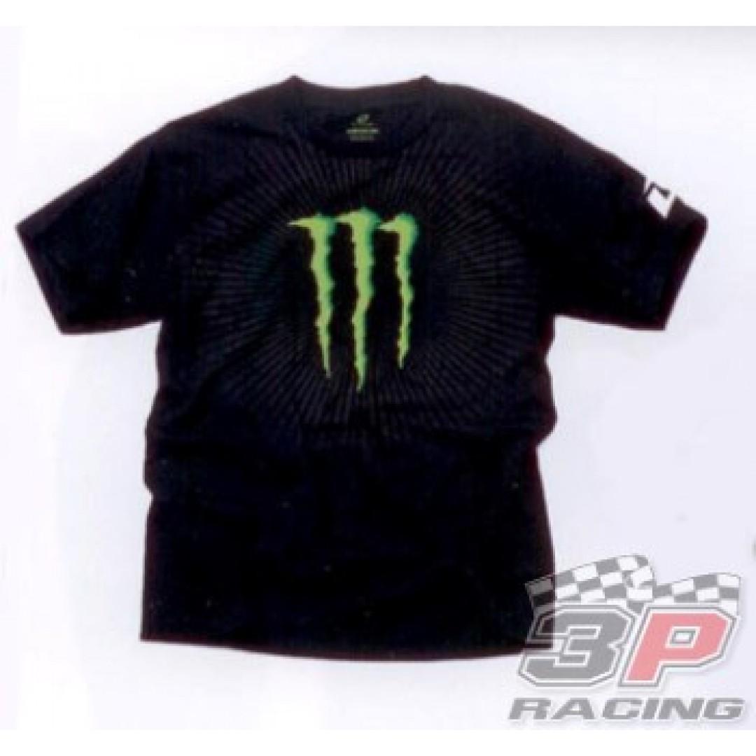 ONE Industries Monster Shine T-Shirt Μαύρο 34049-001