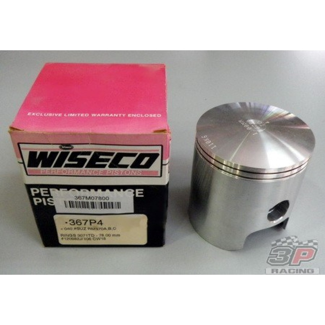 Wiseco πιστόνι 367M Suzuki RM 370 1974-1979