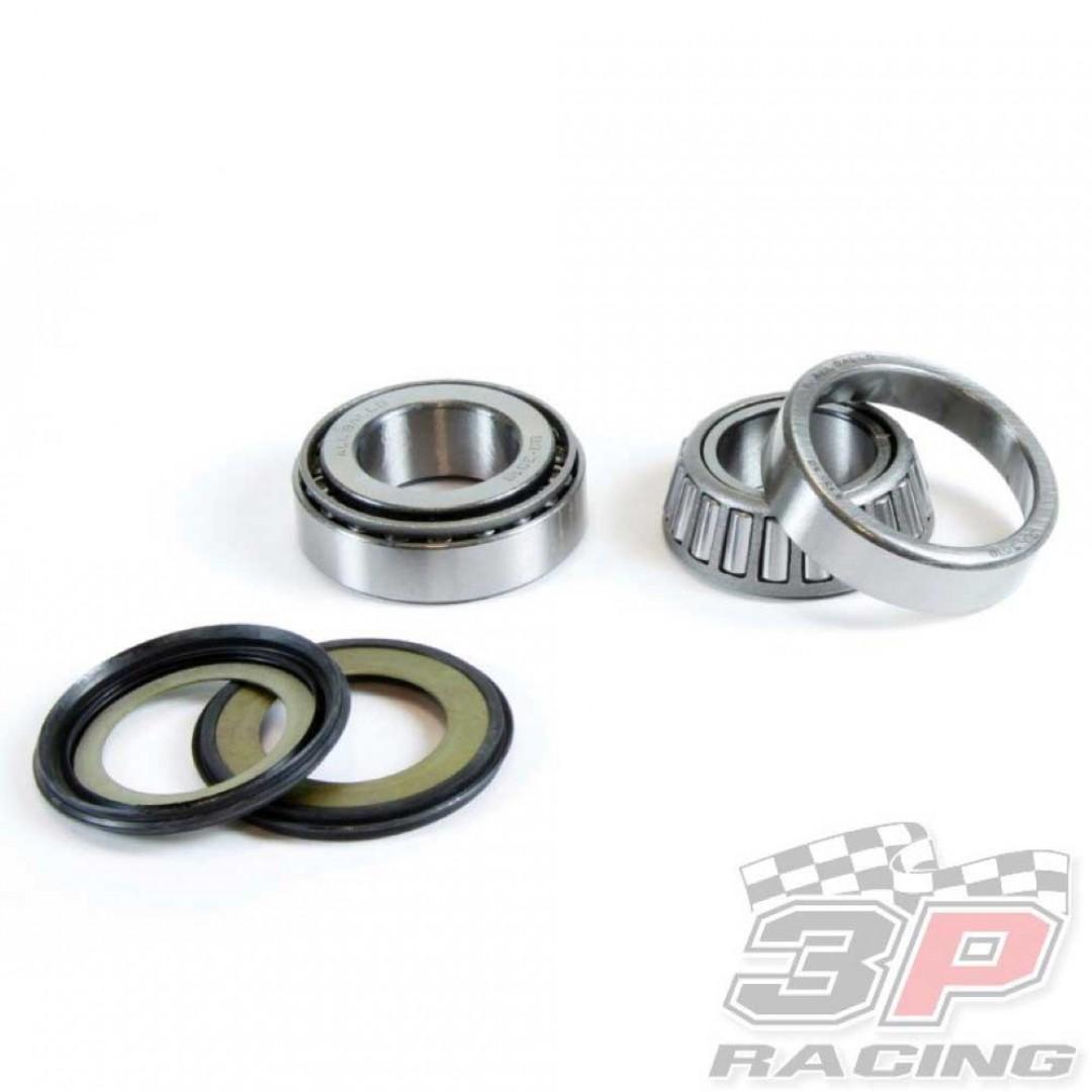 AllBalls Racing σετ κωνικά ρουλεμάν & τσιμούχες λαιμού τιμονιού 22-1022 Kawasaki KDX/KLX/KX, Suzuki RM, TM EN/MX, Honda GL/ST, Yamaha YZ/XT, Honda CRM/NX