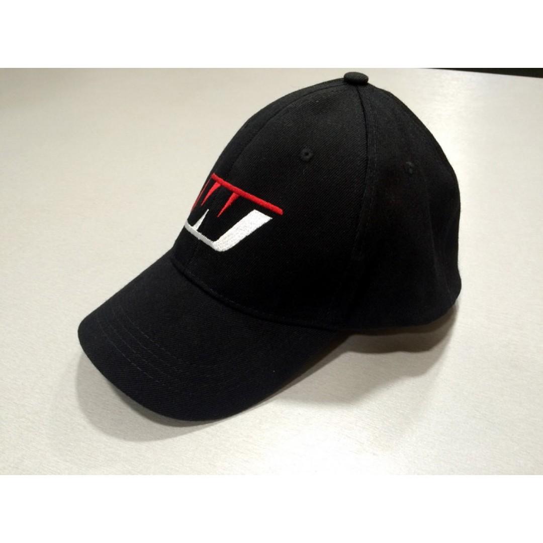 Wiseco icon flexfit καπέλο Μαύρο W6895