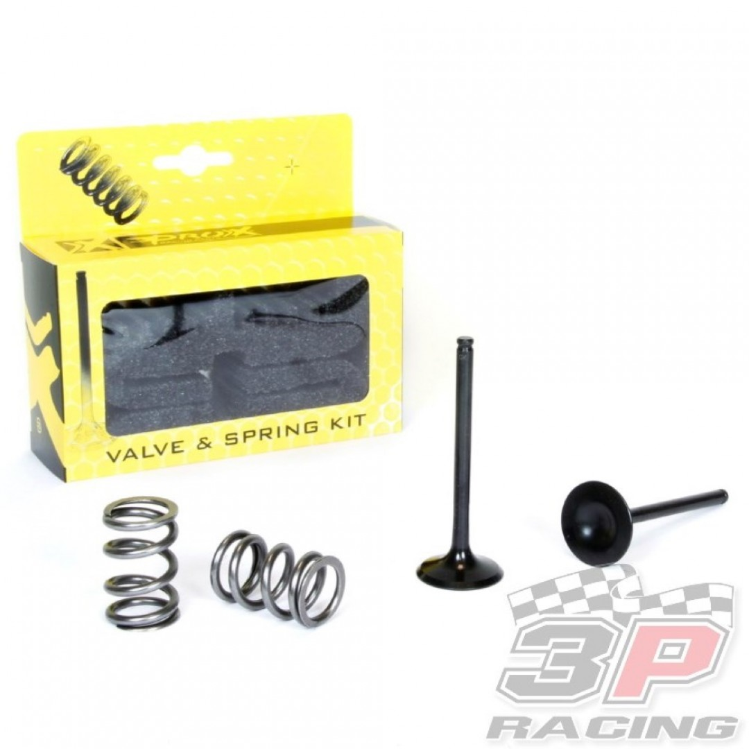 ProX σετ ατσάλινες βαλβίδες εξαγωγής & ελατήρια 28.SES3406-1 Suzuki LT-R 450 2006-2011