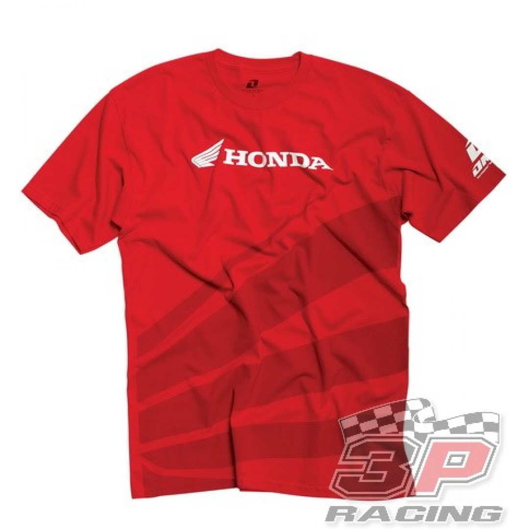 ONE Industries Honda Stealth T-Shirt Κόκκινο 32054-007