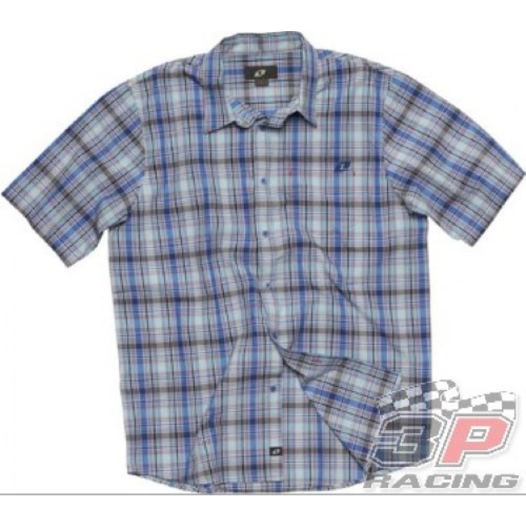 ONE Industries Superstition Shirt Blue 34026-033