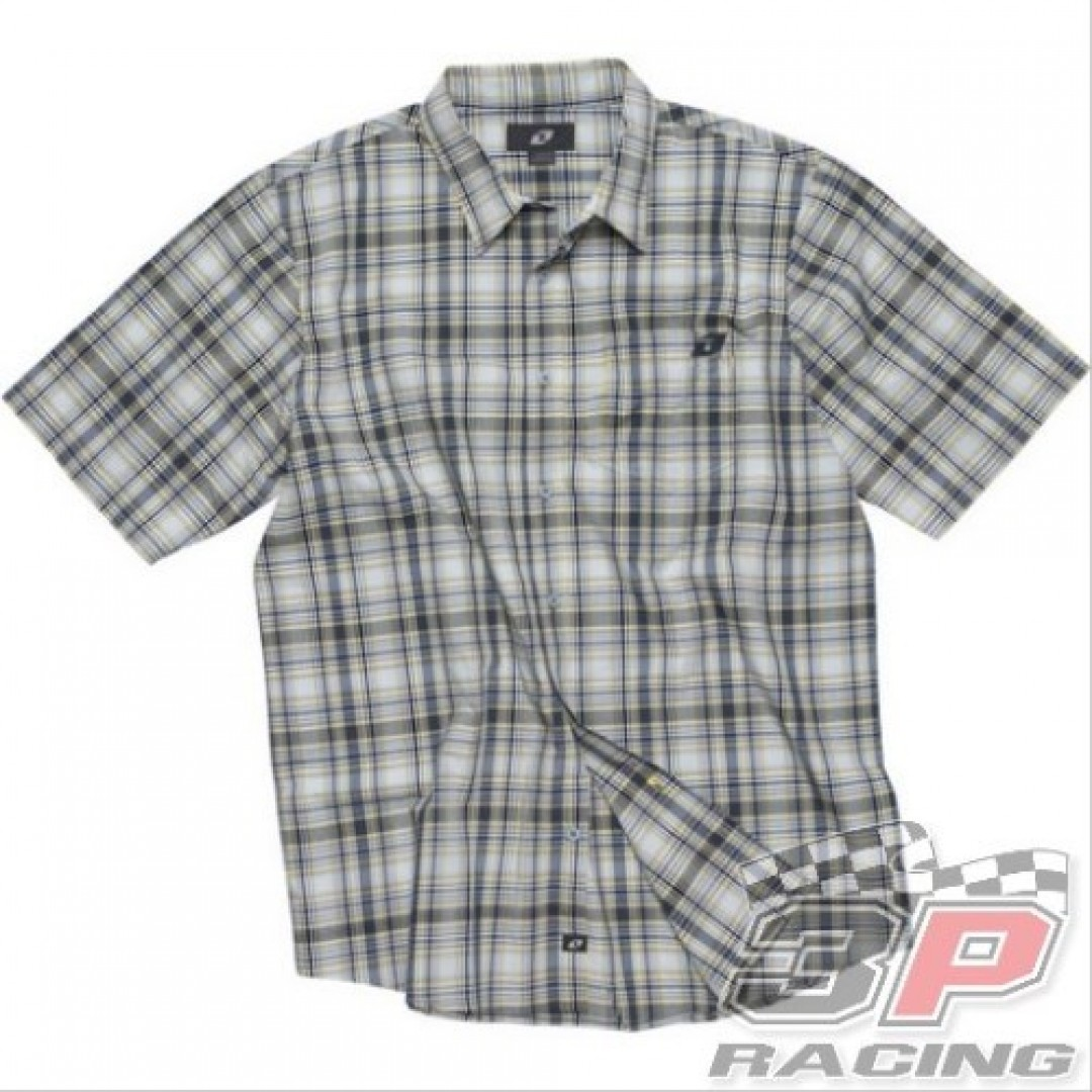 ONE Industries Superstition Shirt Gray 34026-182