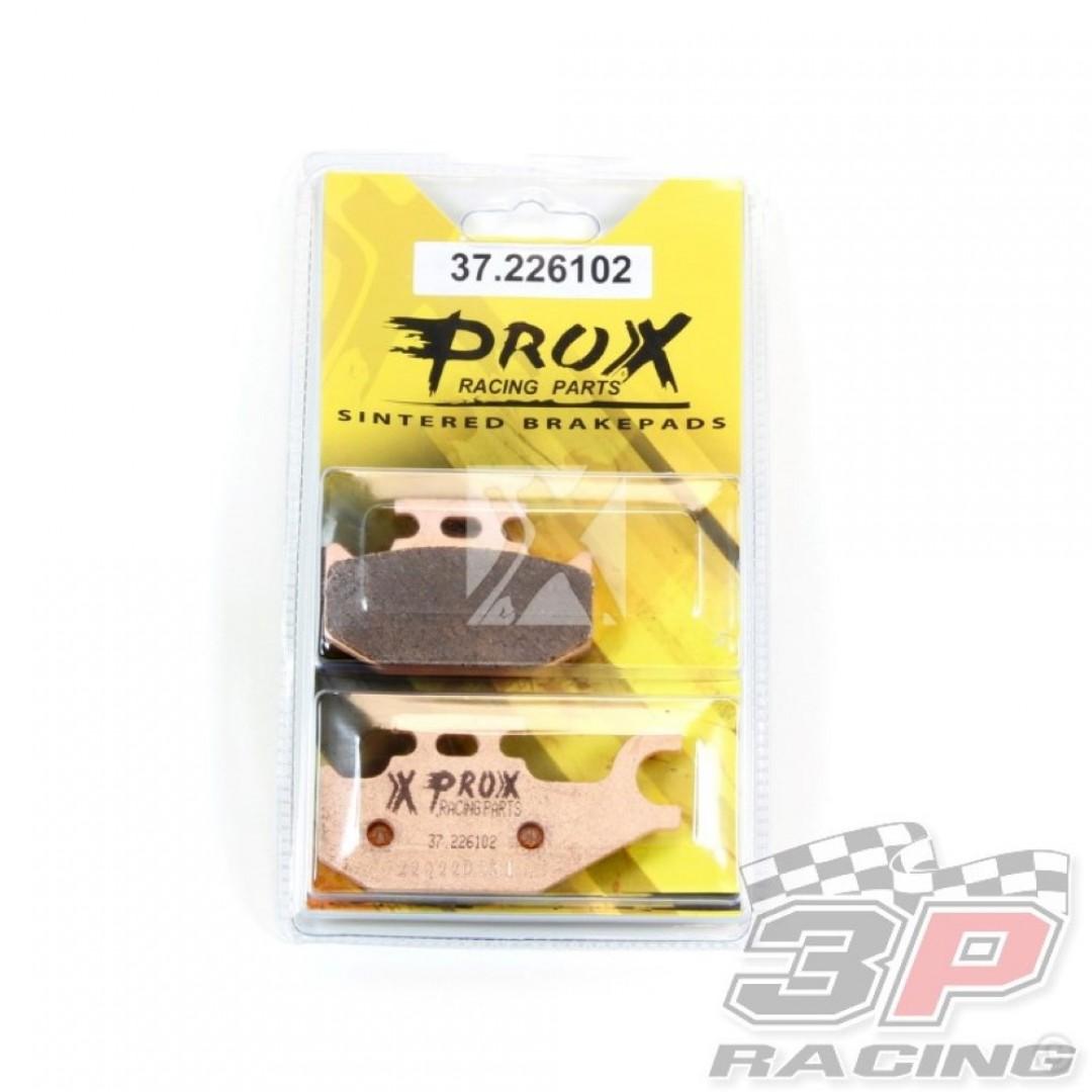 ProX τακάκια φρένων 37.226102 ATV Yamaha YXR 660 Rhino, YFM 700R Raptor
