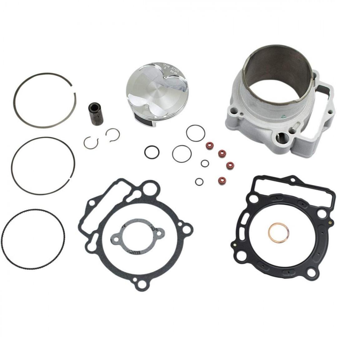 Cylinder Works κιτ κυλίνδρου BigBore 90mm υπερκυβισμού 366cc 51007-K01 KTM SX-F 350 2016-2018, EXC-F 350 2017-2019, Husqvarna FC 350 2016-2018, FE 350 2017-2019