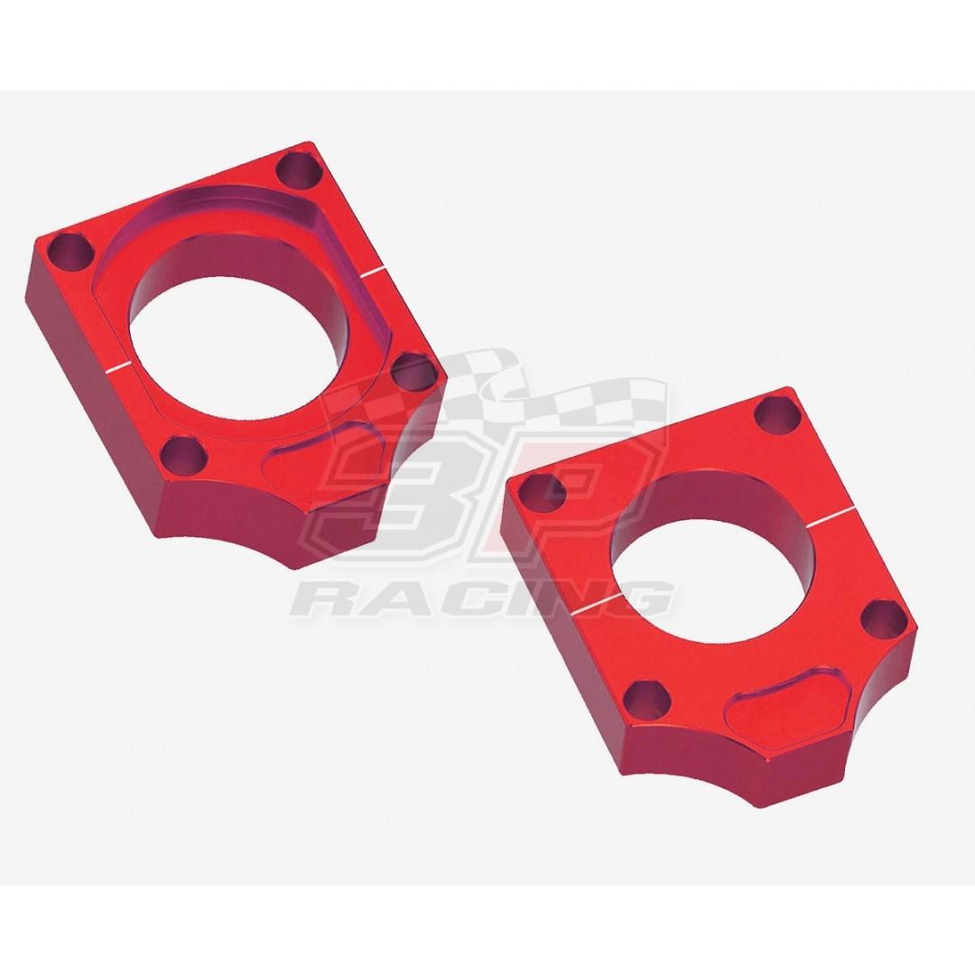Accel ρεγουλατόροι αλυσίδας Κόκκινο AC-AB-16-RED Honda CRF 250R ,Honda CRF 450R