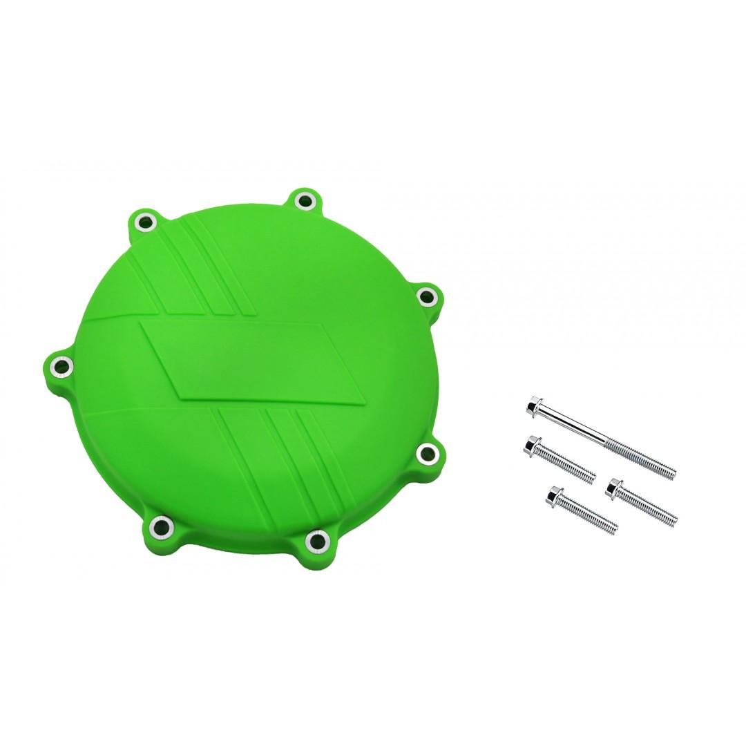 Accel προστατευτικό για καπάκι συμπλέκτη Πράσινο AC-CCP-305-GR Kawasaki KXF 450 2019-2020