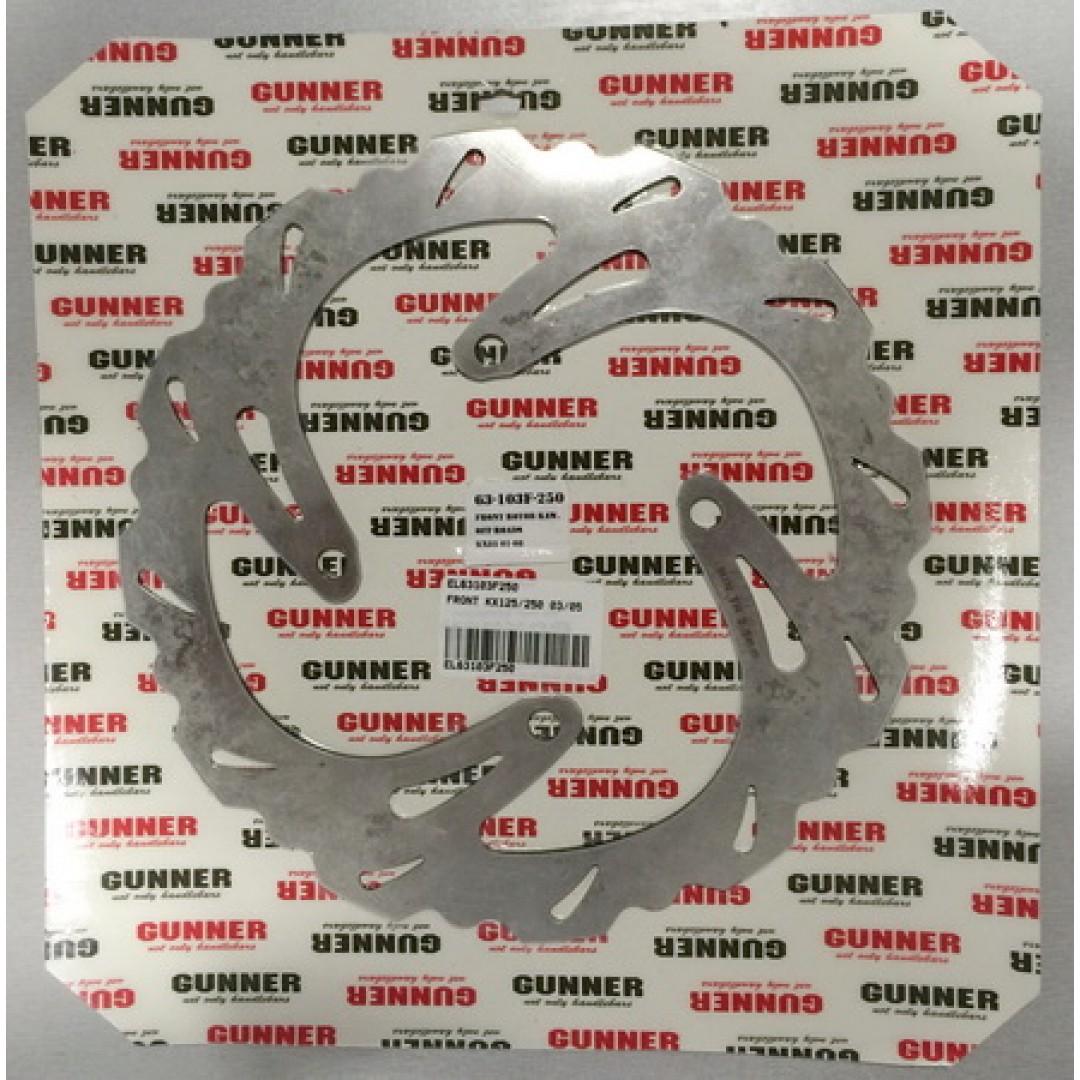 FM Racing/Gunner πίσω δισκόπλακα EL63103R240 Honda CR 125/250, CRF 150R, CRF 230F, CRF 250R/X, CRF 450R/X