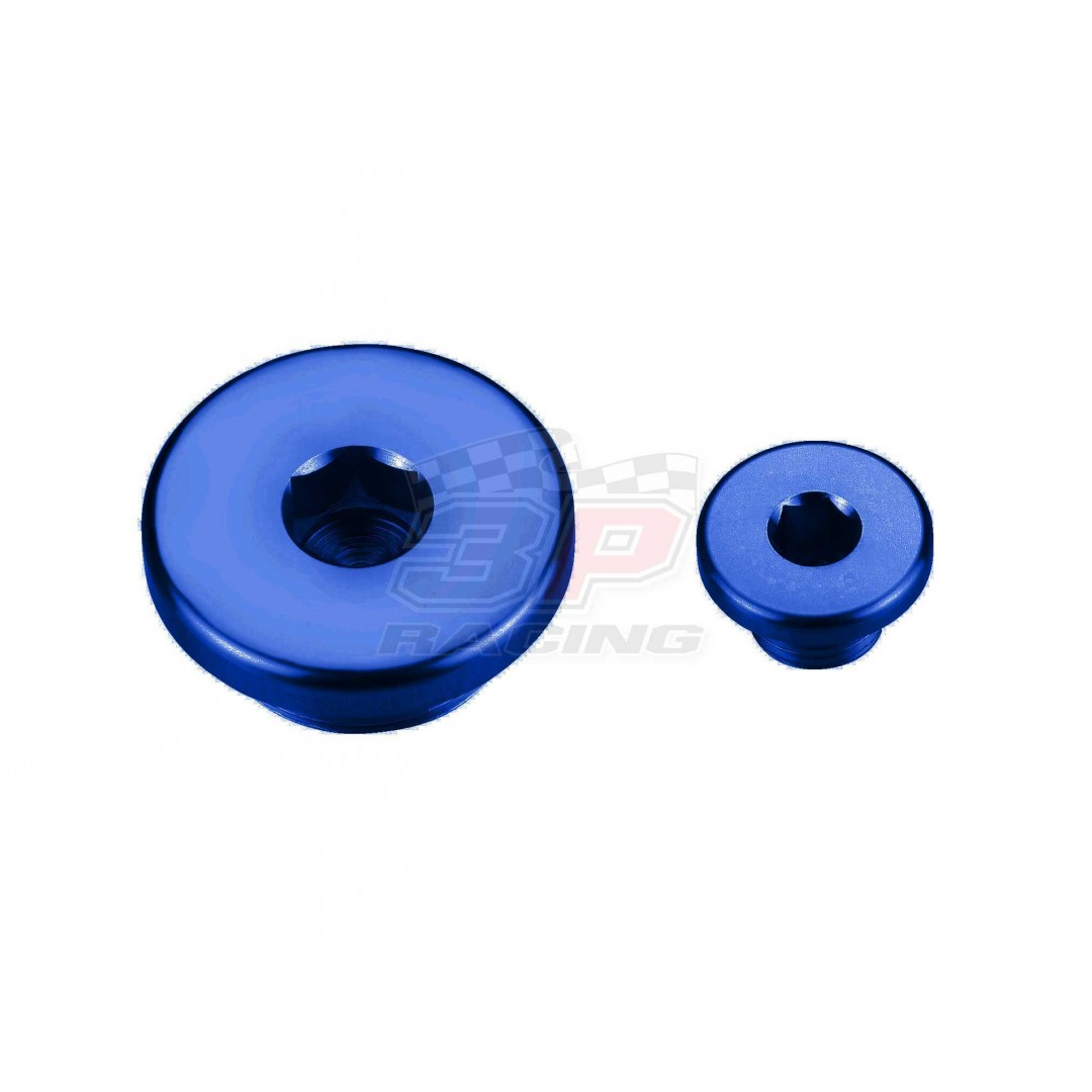 Accel engine plug kit Blue AC-ENP-07-BLUE Suzuki RMZ 250 2007-2019, RMZ 450 2005-2019