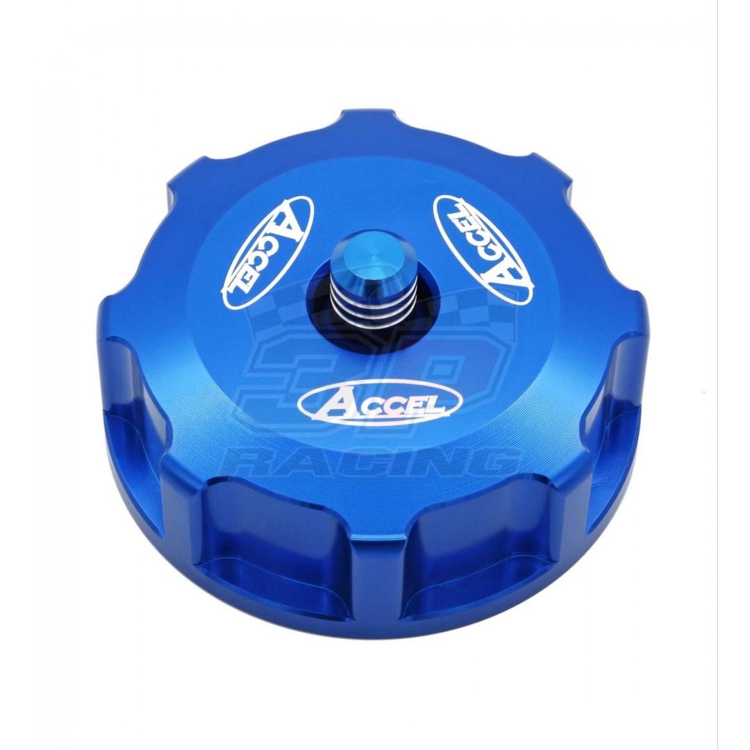 Accel τάπα ρεζερβουάρ Μπλε AC-GTC-17-BL Yamaha YZF 450 2018-2020, YZF 250, WRF 450, YZF 450X 2019-2020, WRF 250, YZF 250X 2020