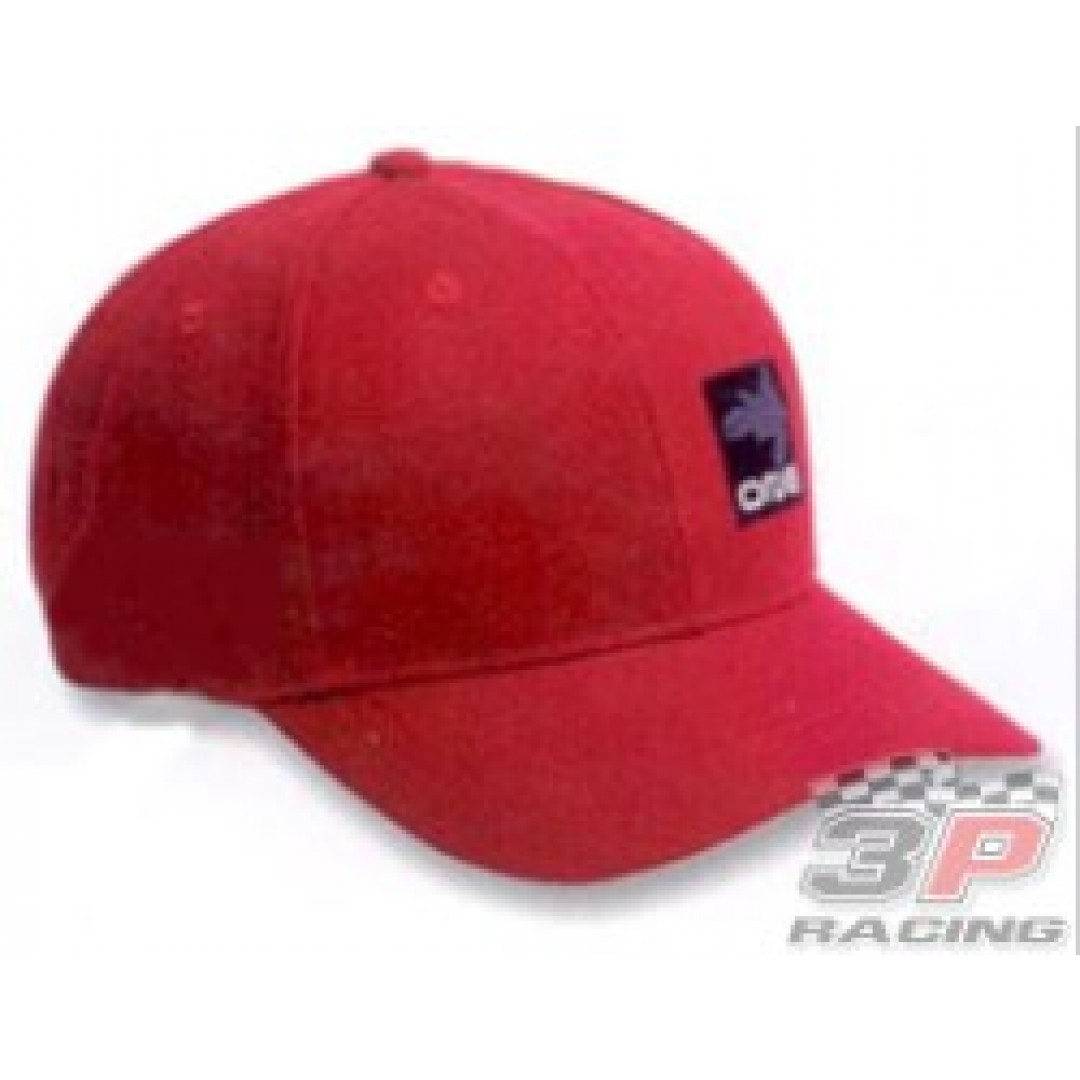 ONE Industries καπέλο Sniper Κόκκινο HA-SN01-RD