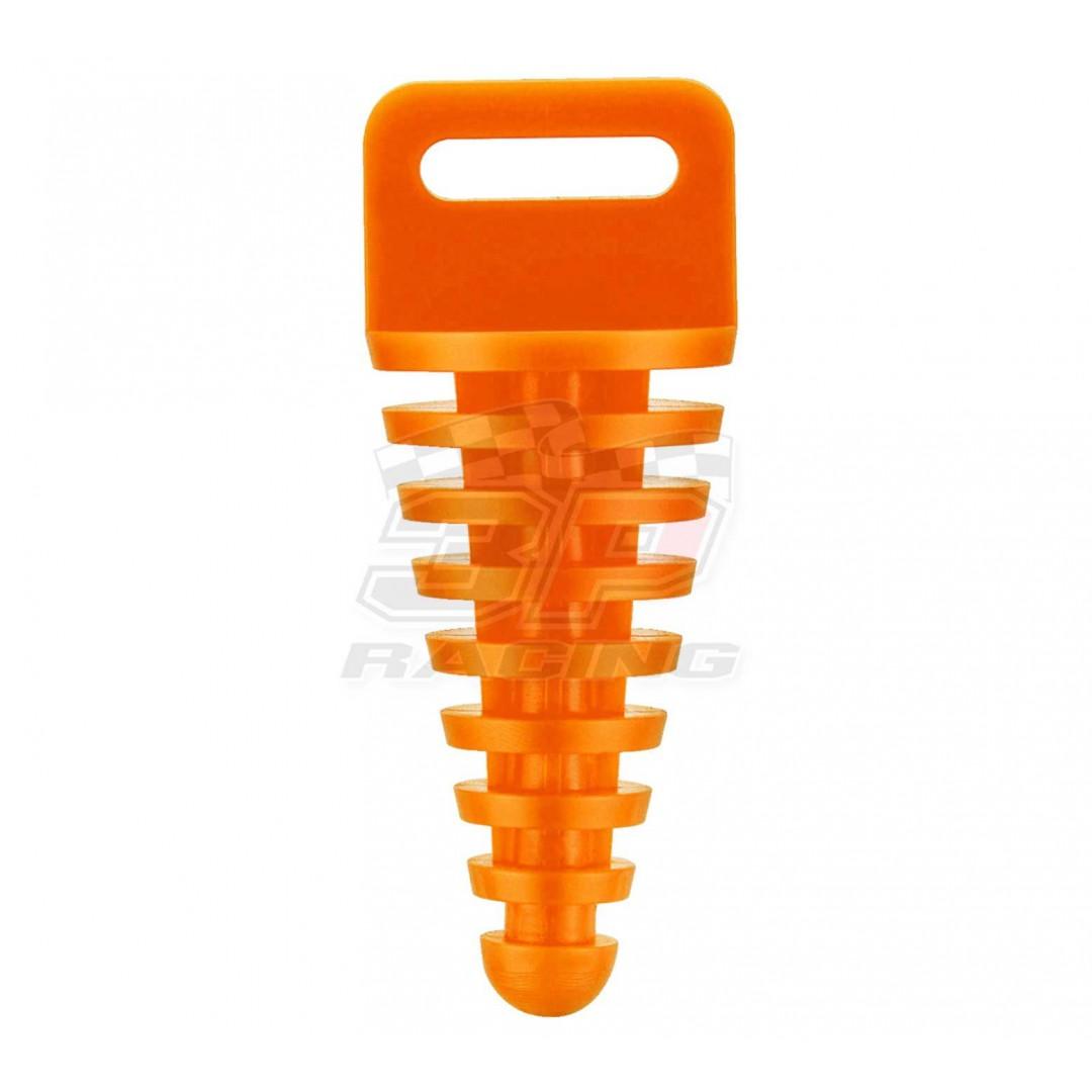 Accel τάπα εξάτμισης για δίχρονα - Πορτοκαλί AC-MA-653-OR