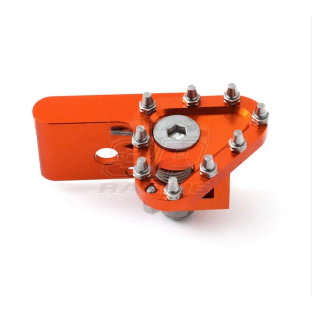 Accel Tip πετάλ πίσω φρένου Πορτοκαλί AC-RBP-TIP-OR