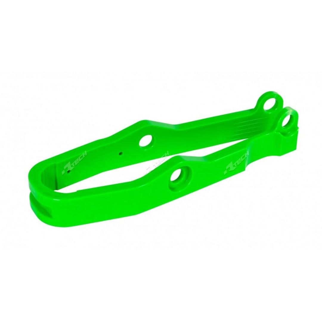 Racetech γλίστρα αλυσίδας πράσινο R-SLIKX0VE014 Kawasaki KX 80, KX 85, KX 100