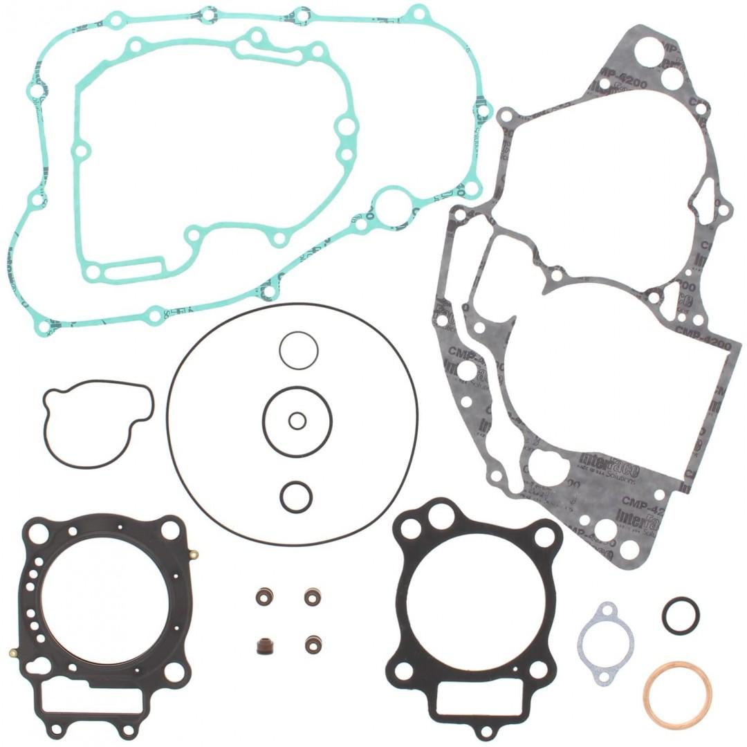 Vertex σετ φλάντζες γενικής επισκευής 860VG808262 Honda CRF 250R 2004-2007, CRF 250X 2004-2017