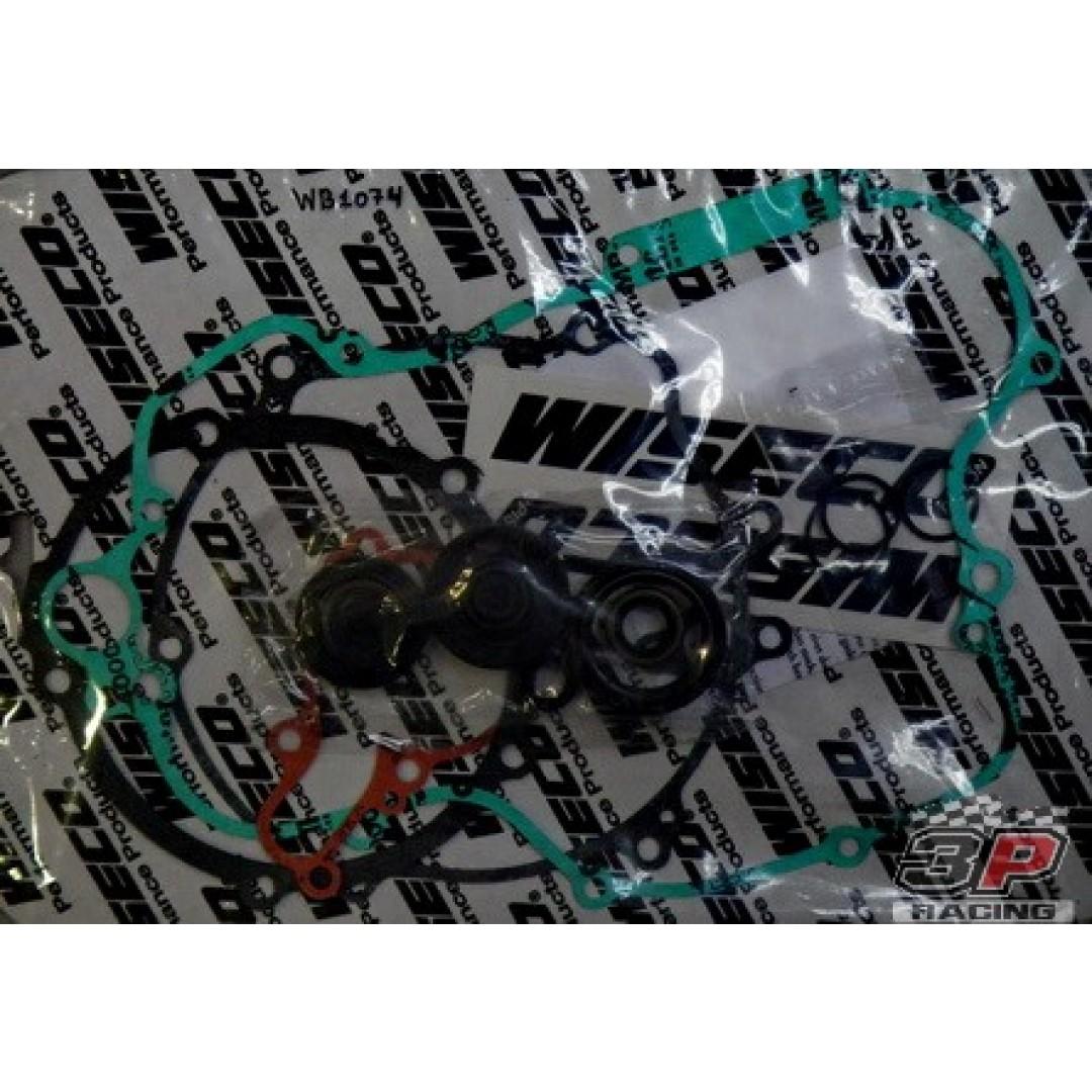Wiseco κιτ φλάντζες και τσιμούχες κορμού WB1074 Kawasaki KX 125 2001-2002