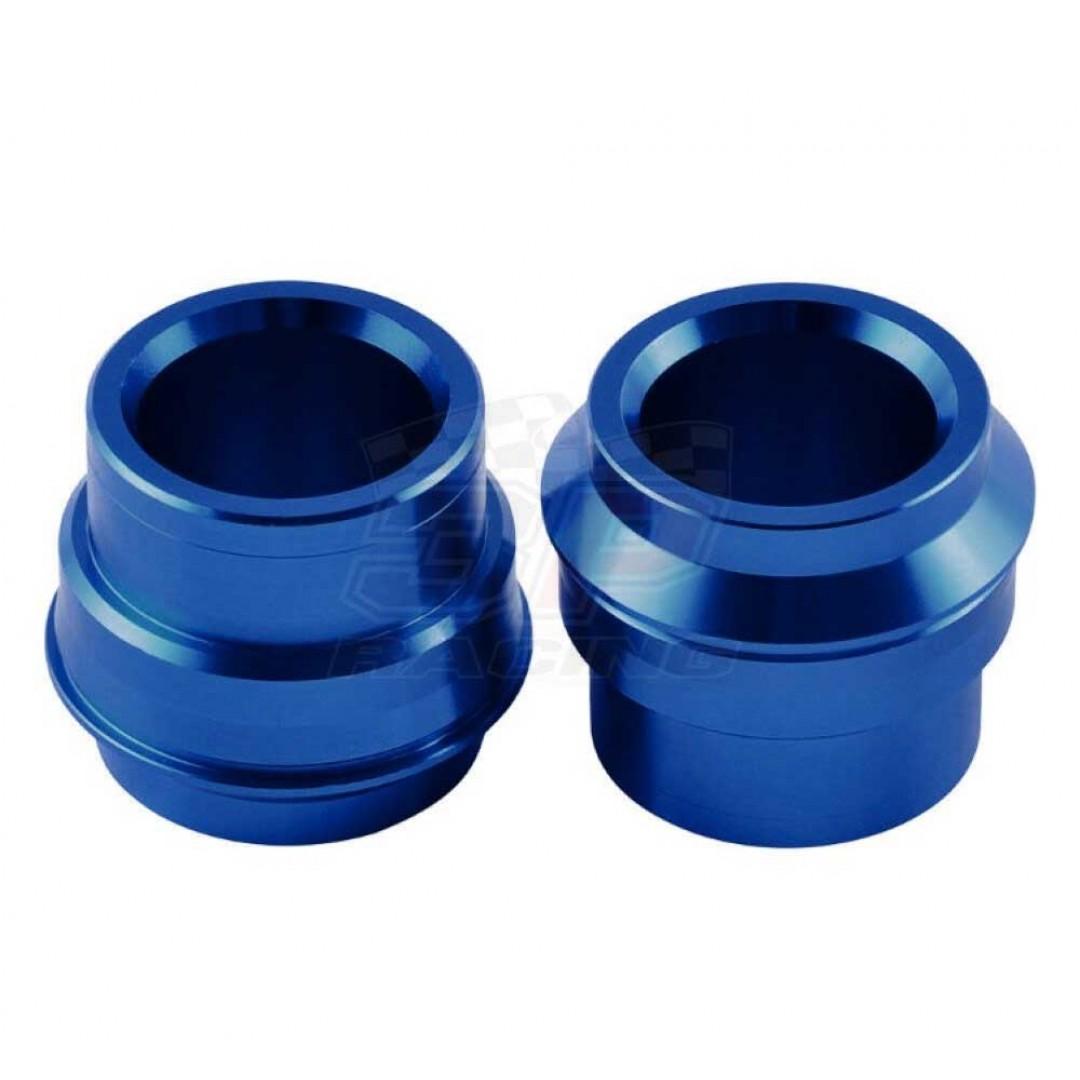 Accel σετ αποστάτες εμπρός τροχού Μπλε AC-WSF-502-BL Husqvarna FE FC 250 350 450, FE 501, FX 350 450, FS 450, TE TC 125 250, TE 150 300, TX 125 300