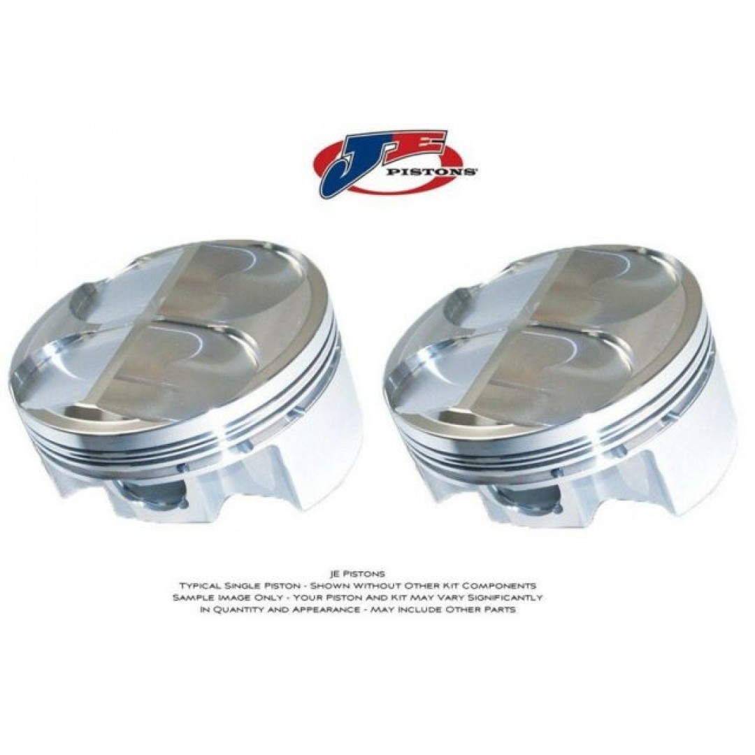 JEpistons 149139 forged overbore 98mm with 11.5:1 compression pistons kit for Honda VTR1000F VTR1000 VTR 1000 Firestorm 1997-2005. Diameter : 98.00mm. Compression Ratio : 11.5:1. Includes piston rings, pin and circlips.