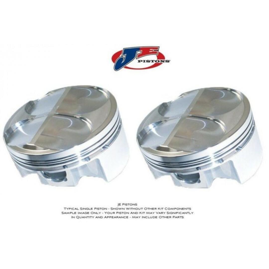 JE σφυρήλατα πιστόνια 83mm Υψηλής συμπίεσης 12.5:1 284691 Kawasaki ER-6 / Ninja 650R / ER 650 / EX-6 2006-2012