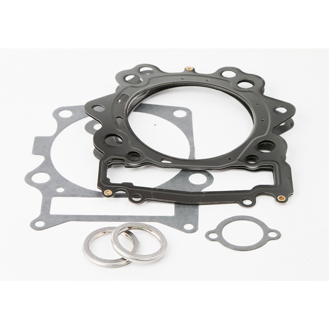 CylinderWorks BigBore +3.0mm cylinder head gaskets kit 105.00mm for Yamaha Quad YFM700 YFM700R SE Raptor700 YFM700FG Grizzly700 4x4 2006 2007 2008 2009 2010 2011 2012 2013 214 2015 2016 2017 2018 2019, UTV YXR700 YXR700F Rhino700 Viking700. 21004-G01.