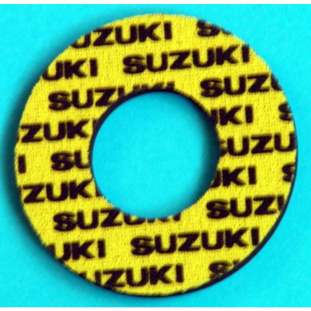 Motrix Suzuki grip donuts MO-GD-01-SUZUKI