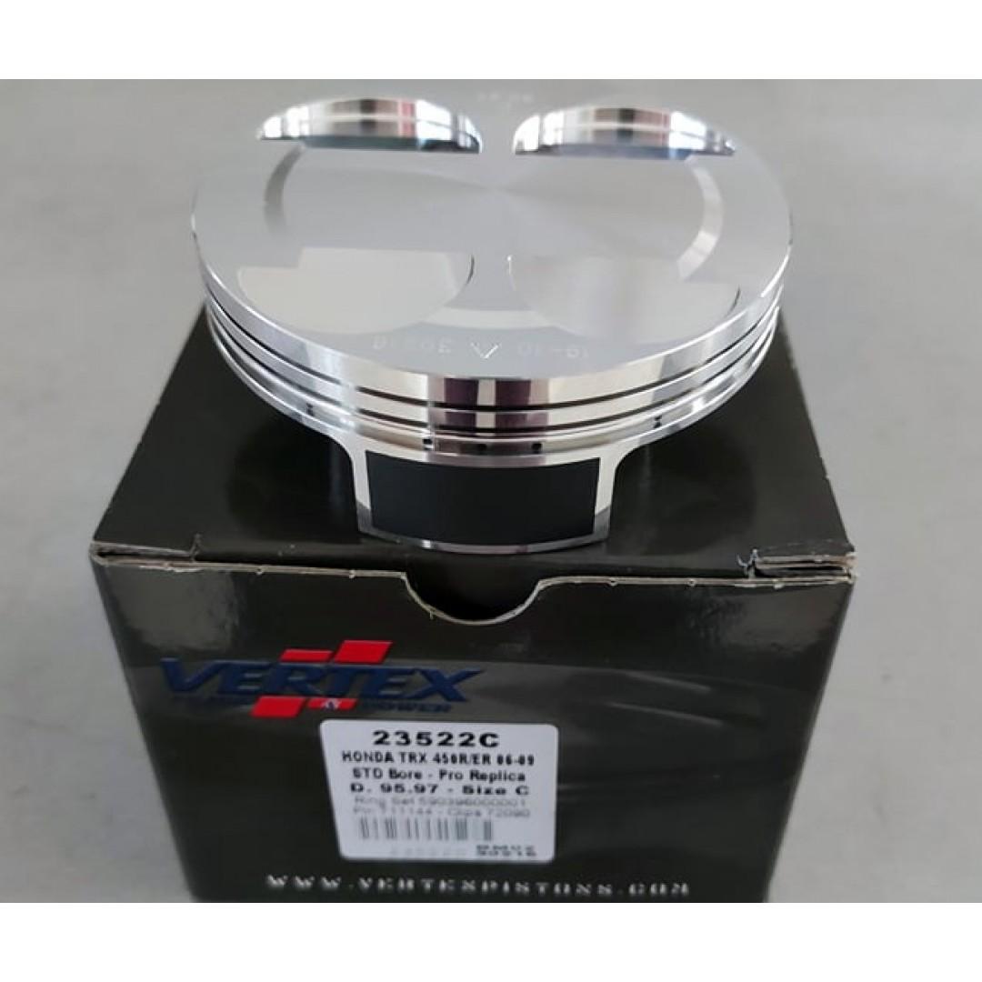 Vertex πιστόνι 12,0:1 συμπίεση 23522 ATV HONDA TRX 450R, TRX450R ,TRX 450ER, 450 ER, 2006 2007 2008 2009 2010 2011 2012 2013 2014