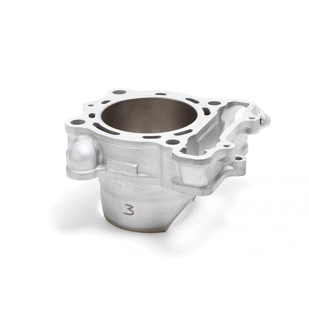CylinderWorks 30012 standard bore OEM diameter cylinder 77.00mm for Kawasaki KXF250 KX250F KX 250F 2017-2019.Replaces Kawasaki OEM part 11005-0665. P/N: 30012