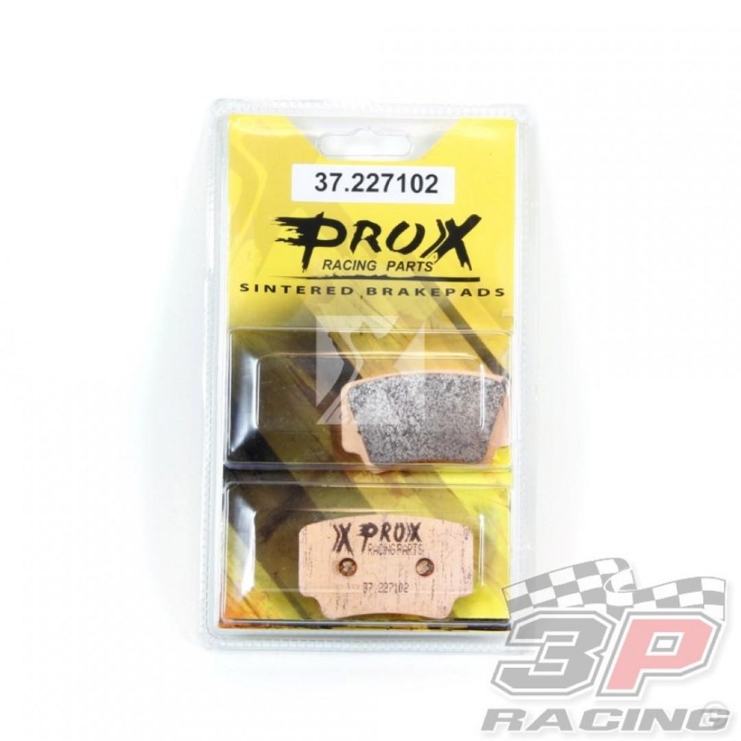 ProX τακάκια φρένων 37.227102 ATV KTM XC 450, SX 450, SX 505, XC 525