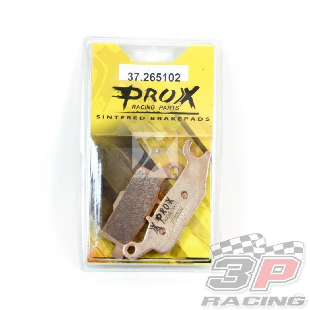 ProX τακάκια φρένων 37.265102 ATV Yamaha YFM 250R Raptor, YFM 700F Grizzly