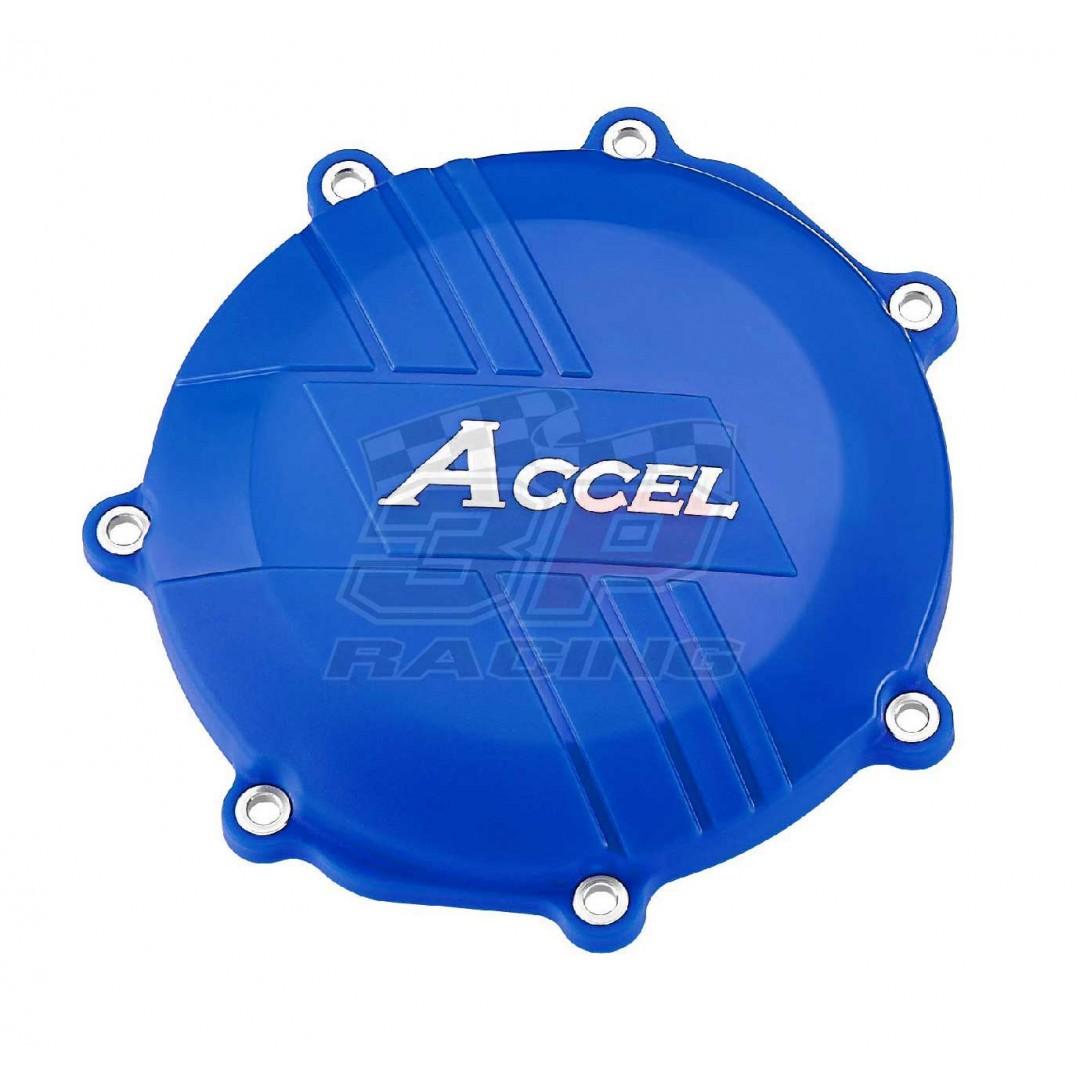 Accel προστατευτικό για καπάκι συμπλέκτη Μπλε AC-CCP-202-BL Yamaha YZF 450 2010-2019, WRF 450 2016-2019, YZF 450X 2016-2019