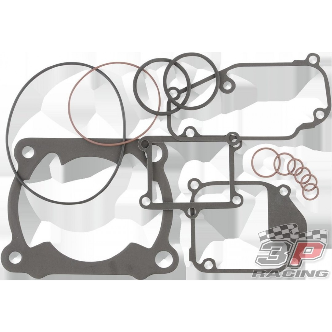 Cometic c7733 full gaskets kit for Husqvarna TE610 TC610 1999 2000. P/N : C7733. Kits includes all necessary gaskets  to rebuild the entire engine and transmission. Does not contain crankshaft and transmission seals.