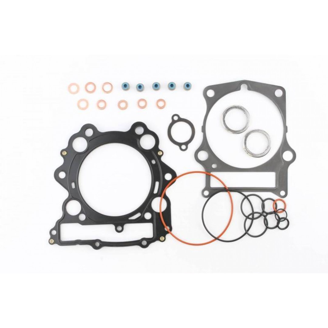 Cometic C7909 cylinder head & base gaskets kit Big Bore XXL 105.00mm for ATV YFM660 YFM660R YFM 660R Raptor660 2001 2002 2003 2004 2005. P/N : C7909. Set includes all necessary gaskets, rubber parts and valve seals for a complete top end rebuild.