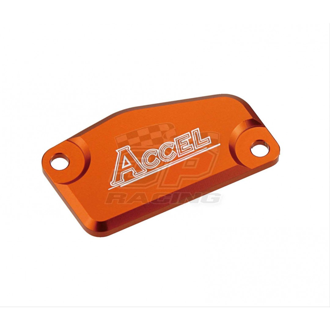 Accel Clutch reservoir cover Formula Orange AC-FCC-01-ORANGE 72002003000 KTM SX 65, SX 85, Freeride 250R/F, Freeride 350, Husqvarna TC 65, TC 85