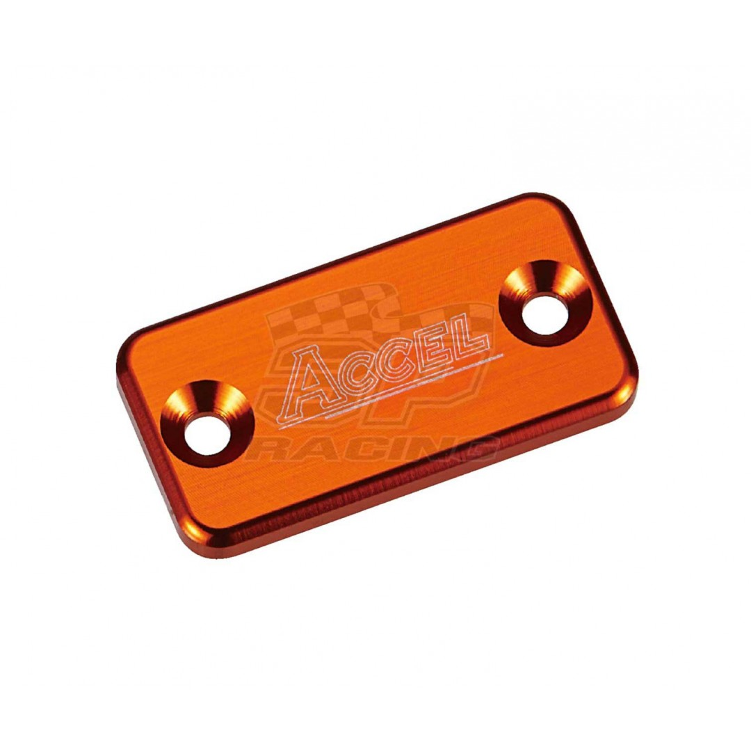 Accel Clutch reservoir cover Old Magura Orange AC-FCC-02-ORANGE 50302033100 KTM SX 65 85 105 125 144 200 250 380, EXC 125 200 250 300 380 400 450 520