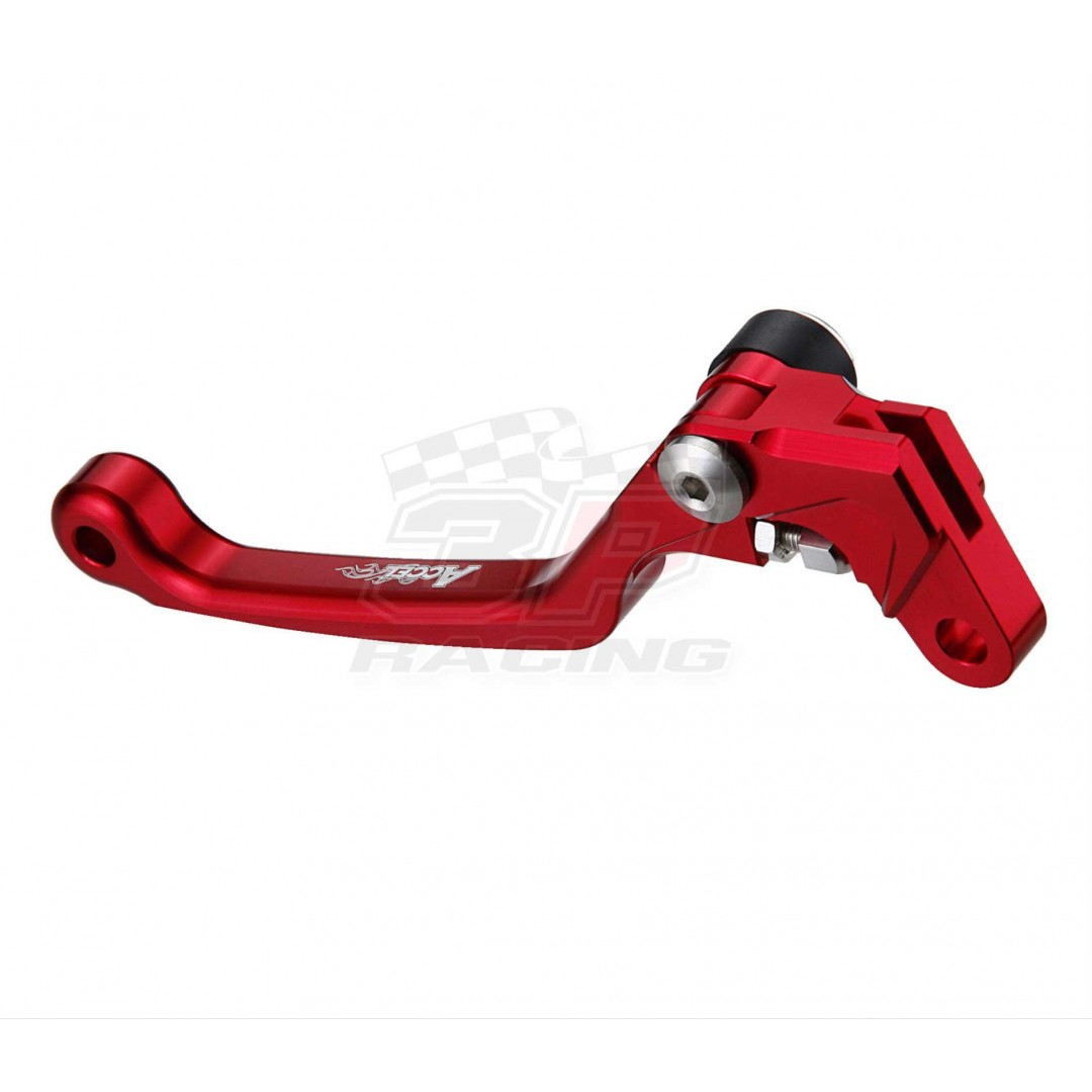 accel ac-fcl-04-3-rd High Performance Folding clutch lever for Honda OEM 53178-MEN-670 53178-MEN-305 for 2004-2019 CR125 CR250 CRF250 CRF 250 CRF250R CRFX250 CRF250X CRF250RX CRF450 CRF 450 CRF450R CRFX450 CRF450X CRF450RX CRF450L
