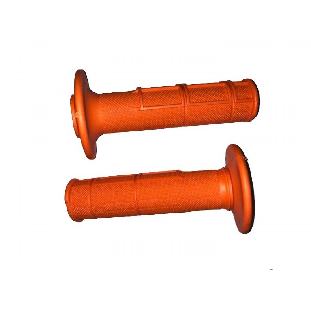 Racetech χερούλια τιμονιού πορτοκαλί R-MPX003AR035