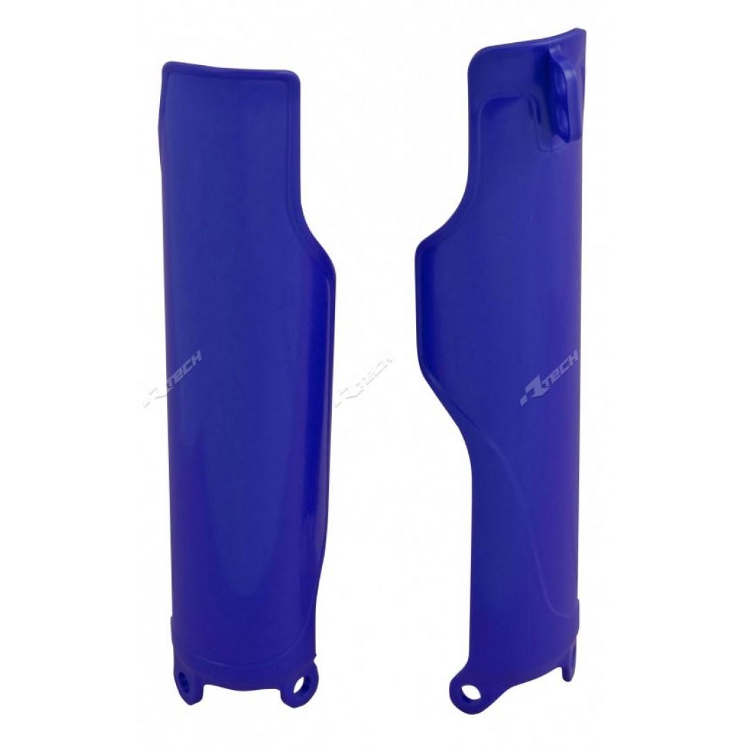 Racetech fork guards blue R-PSCR0BL0003 Honda