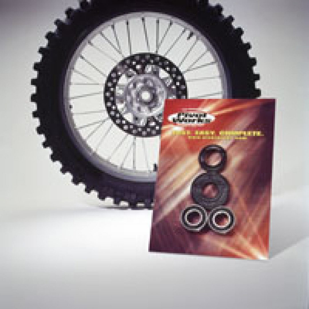 Pivot Works κιτ ρουλεμάν & τσιμούχες μπροστινού τροχού PWFWK-Y15-008 Yamaha TTR 50 2006-2009, YZ 80 1993-2001, YZ 85 2002-2013
