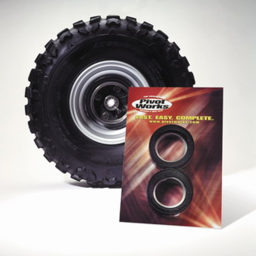 Pivot Works κιτ ρουλεμάν & τσιμούχες μπροστινού τροχών PWFWK-Y09-000 Yamaha ATV