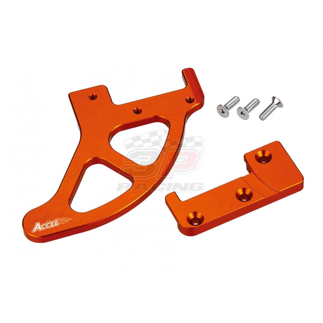 Accel προστατευτικό πίσω δισκόπλακας Πορτοκαλί AC-RBDG-01-OR KTM SX EXC 125 144 150 200 250 300 400 450 500 525, SX-F EXC-F 250 350 450 500 500, EXC-R 450 530