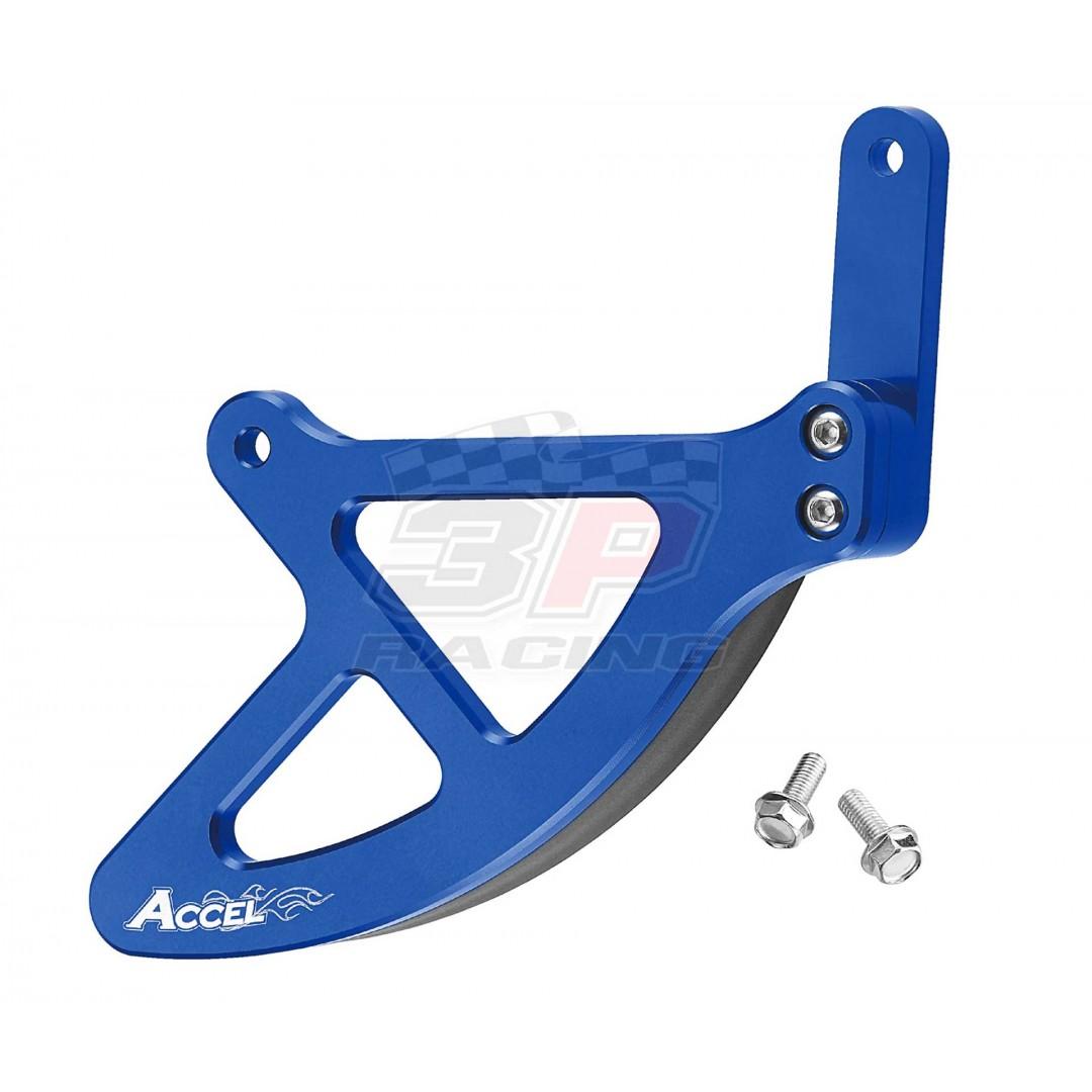 Accel προστατευτικό πίσω δισκόπλακας Μπλε AC-RBDG-201-BL Yamaha YZ 125, YZ 250, YZ 250X, YZF 250, YZF 450, YZF 250X, YZF 450X, WRF 250, WRF 450
