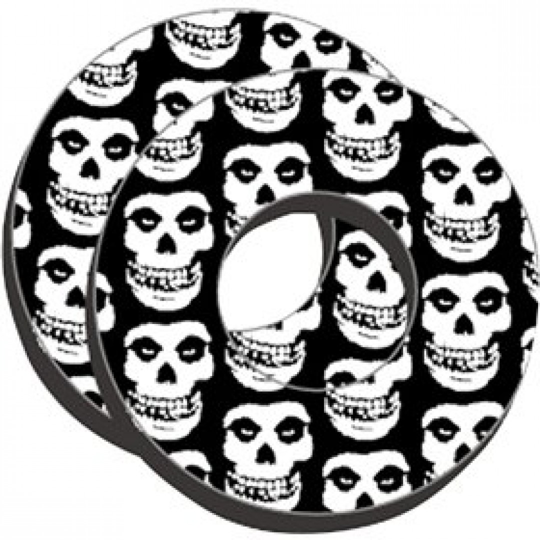 Accel Skull grip donuts AC-GD-01-SK