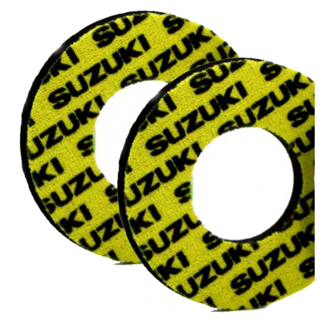 Accel Suzuki grip donuts AC-GD-01-SUZUKI