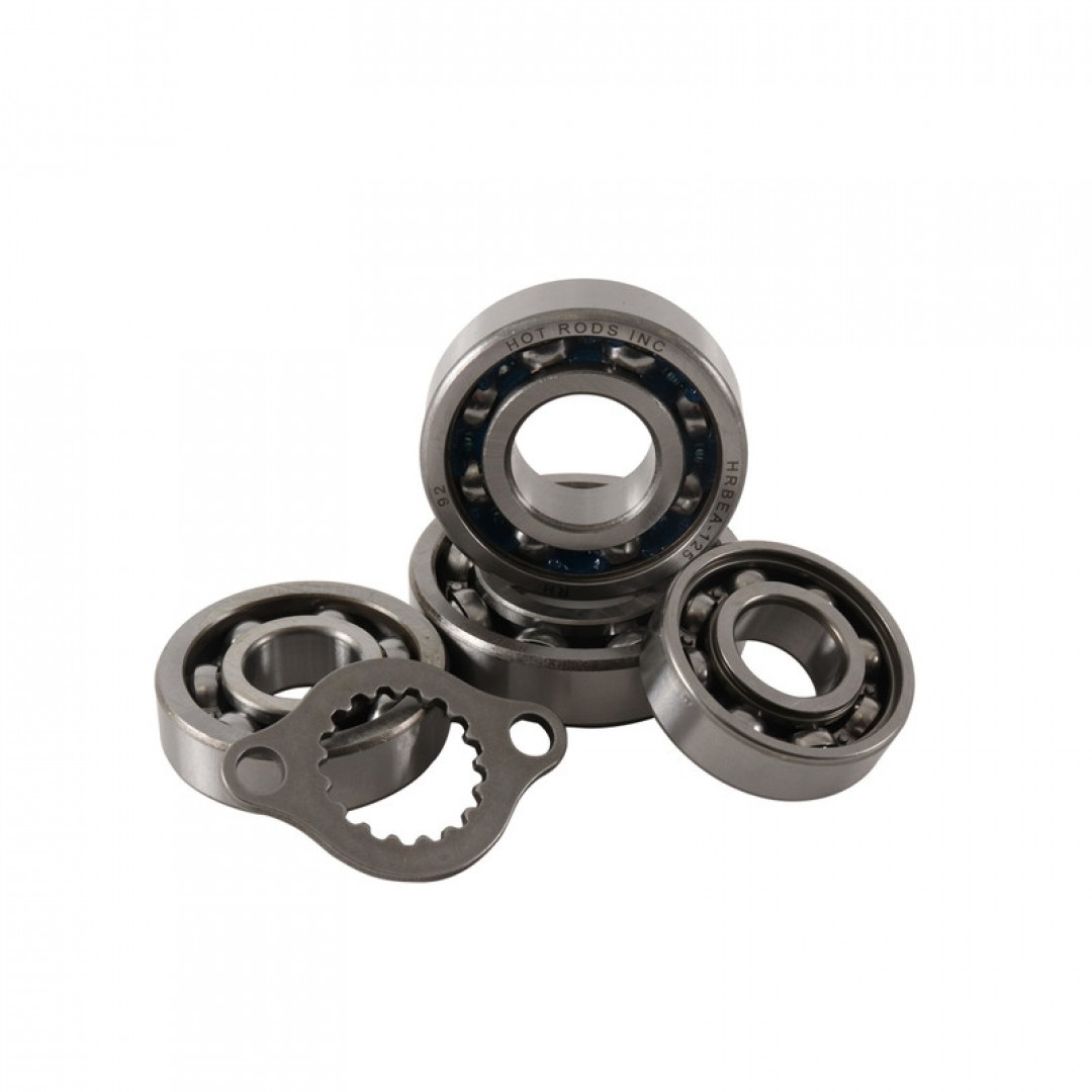 HotRods transmission bearings set for ATV Honda TRX400EX TRX400 TRX 400 EX 1999 2000 2001 2002 2003 2004. P/N : TBK-0011. Engine case installation or repair. Primary and secondary shafts of transmission shift drum, output shaft collar and washer.