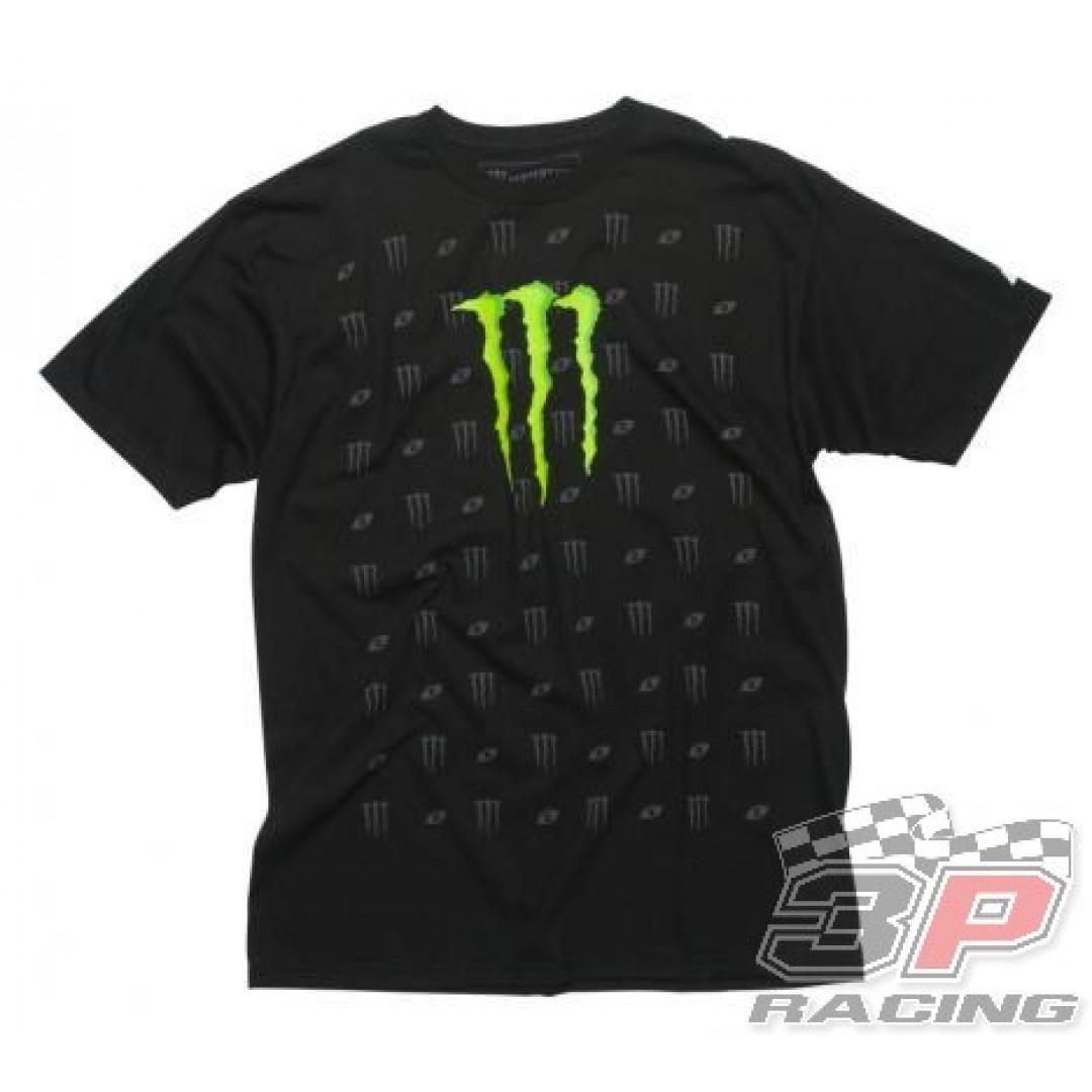ONE Industries Monster Louis T-Shirt Black 32113-001